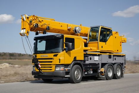Truck Mounted Crane | | Alika Investments